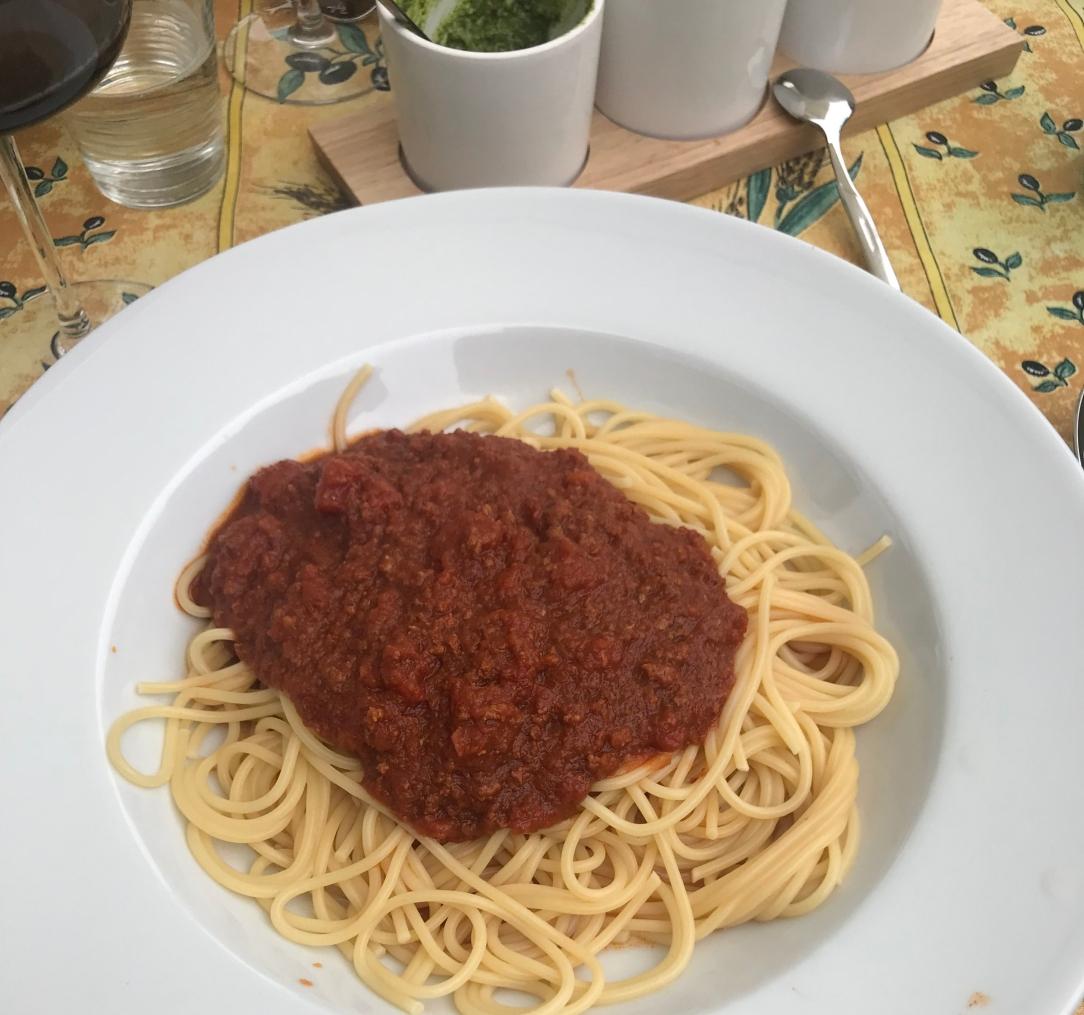 Bolognese Sacue